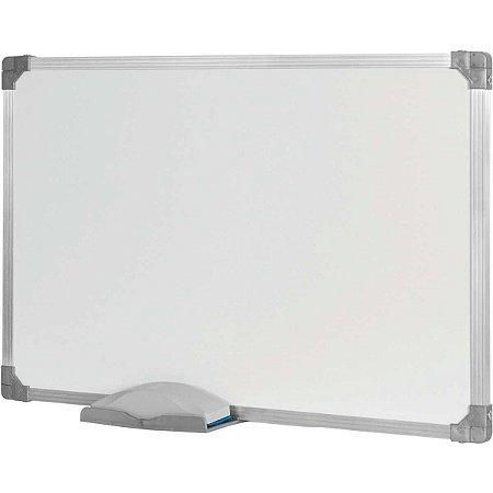 Quadro Branco Moldura Aluminio 090X060Cm Stalo
