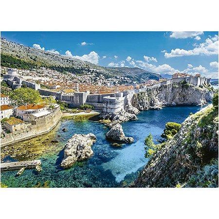 Quebra-Cabeca Cartonado Dubrovnik 2000 Pecas Grow