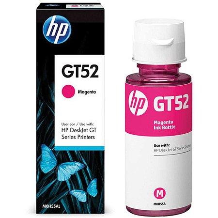 Refil De Tinta Hp Gt52 Magenta 70Ml Hp