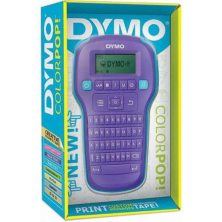 Rotulador Eletronico Dymo Color Pop Roxo Imex