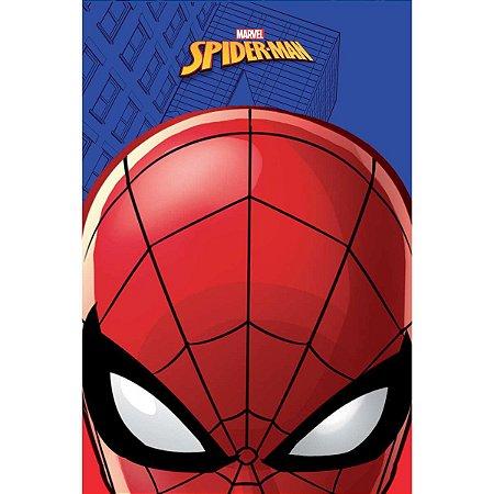 Saco Metalizado 25X37Cm Spider-Man Cromus