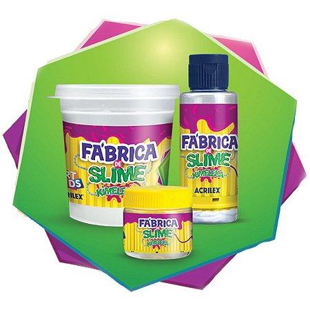 Slime Kimeleka Super Fluffy Fabrica Acrilex