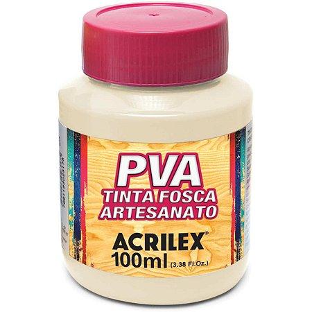 Tinta Pva Marfim 100Ml Acrilex