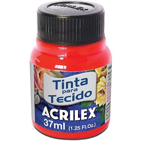 Tinta Tecido Fluorescente Maravilha 37Ml. Acrilex