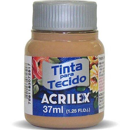 Tinta Tecido Fosca 037Ml Capuccino Acrilex