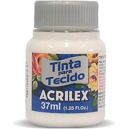 Tinta Tecido Fosca 037Ml Clareador Acrilex