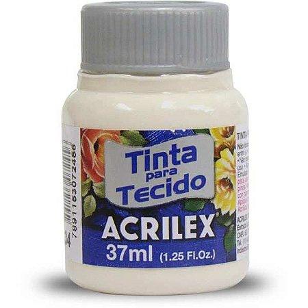 Tinta Tecido Fosca 037Ml Palha Acrilex