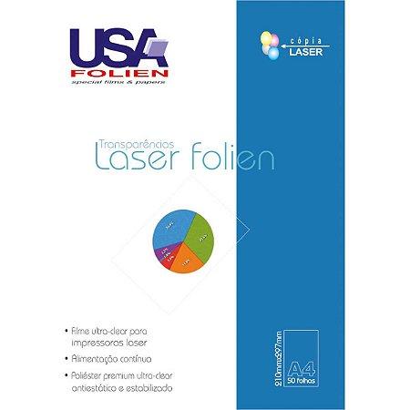 Transparencia Laserjet Clear A4 210X297Mm 50Fl Usa Folien