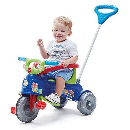 Triciclo Ta Te Tico Azul 30Kg Calesita