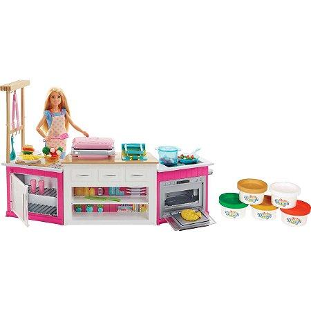 Barbie Barbie Cozinha De Luxo Mattel
