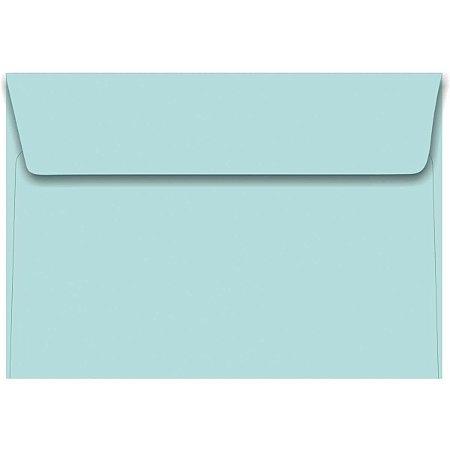 Envelope Convite Colorido 162X229Mm Az.turq.c.plus 80G Foroni