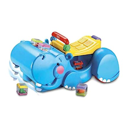 Fisher-Price Hipopotamo Peek A Blocks Mattel
