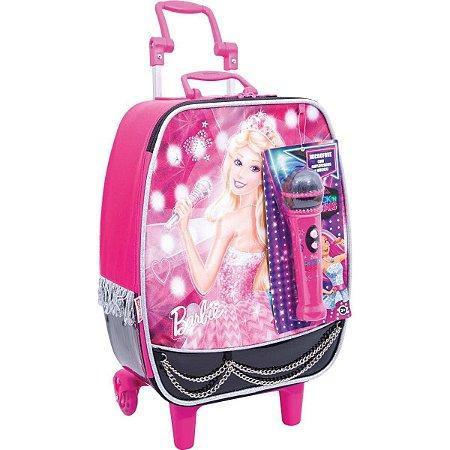 Mochila De Carrinho Barbie Mala Sortidas Sestini
