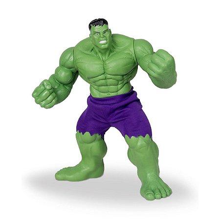 Boneco E Personagem Hulk Comics 50Cm. Mimo