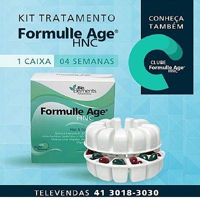 KIT FORMULLE AGE - TRATAMENTO 3 MESES - 3 CAIXAS