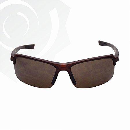 Óculos De Sol Young Marrom Di Fiori 23455