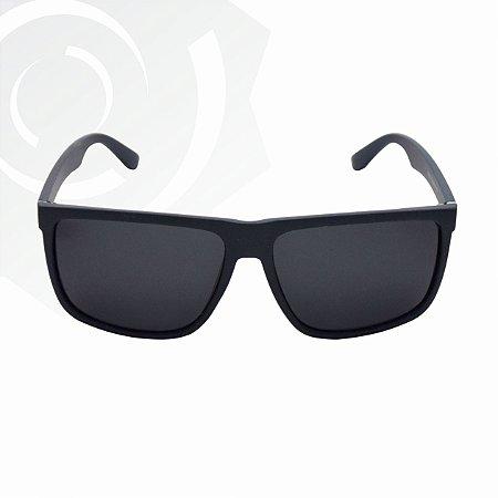 Óculos De Sol Full Preto Di Fiori 24018