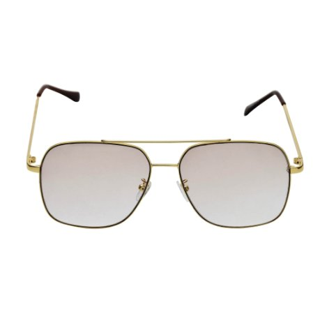 Óculos De Sol Transper Transparente Yikaidi 24101