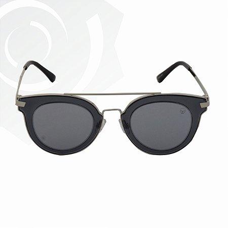 Óculos De Sol Kitty Preto Black Skull 23920