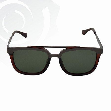 Óculos De Sol Cross Tartaruga 23918