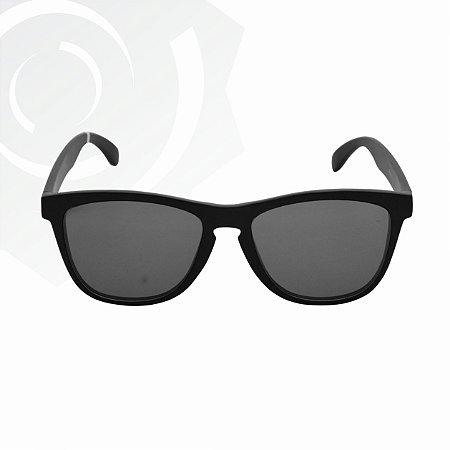 Óculos De Sol Executive Preto Black Skull 23038