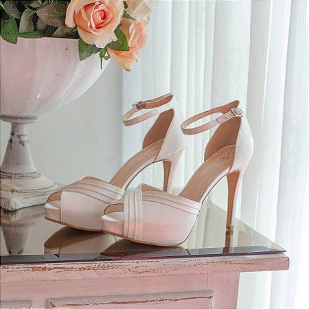 Sandália drapeado