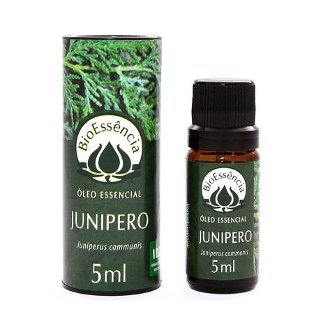 Óleo Essencial Bioessência - JUNÍPERO  (Juniperus Communis) - 5 ml