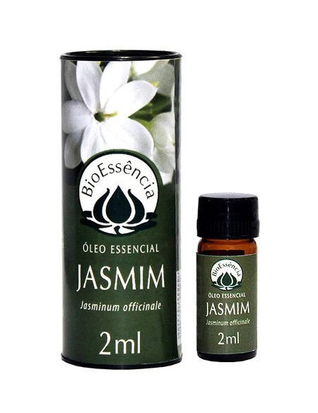 Óleo Essencial Bioessência - JASMIM (Jasminum officinalis) - 2 ml