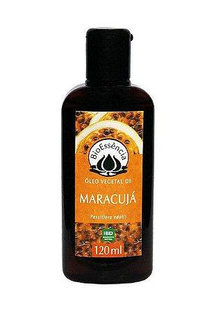 Óleo Vegetal - MARACUJÁ (Passiflora edulis) - 120 ml