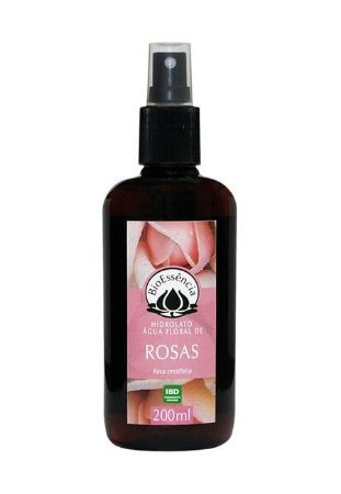 Hidrolatos de ROSAS (Rosa centifolia) - 200 ml