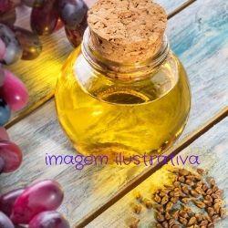 Óleo Vegetal - Semente de Uva (Vitis vinifera) - 800gr~800ml