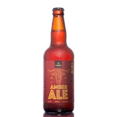 CAMPINAS American Amber Ale - 500ml