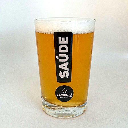 Caldereta Saúde! Cervejaria CAMPINAS - 350ml