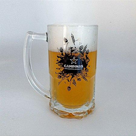 Caneca para cerveja Bristol Cervejaria CAMPINAS - 350ml
