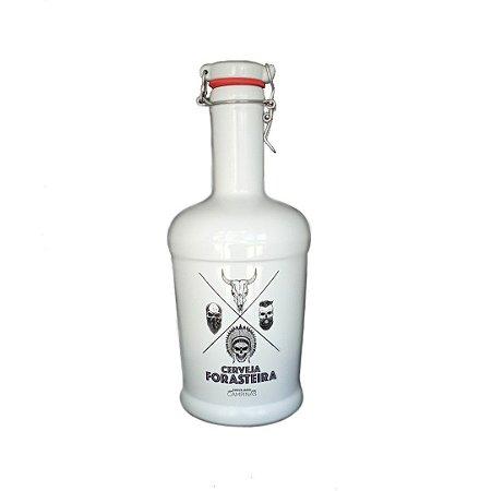 Growler para Cerveja em Cerâmica - 2,4 Litros