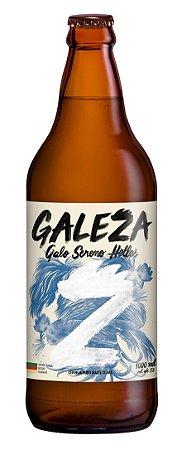 Cerveja Artesanal Galo Sereno Helles 1 litro