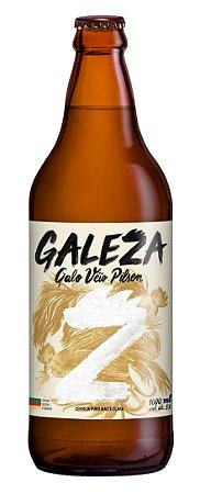 Cerveja Artesanal Galo Véio Pilsen 1 litro