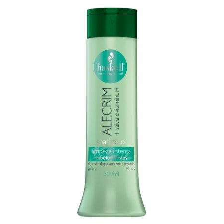 Shampoo Alecrim 300mL