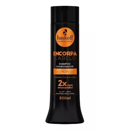 Shampoo Encorpa Cabelo 300mL