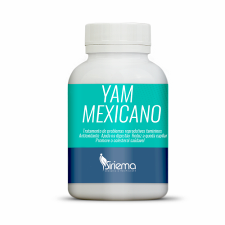 Yam Mexicano 250mg 120 caps