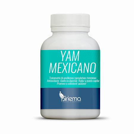 Yam Mexicano 250mg 180 caps