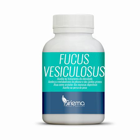 Fucus Vesiculosus 500mg 60 caps