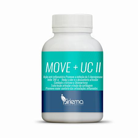 Move 50mg + Uc II 40mg 30 caps