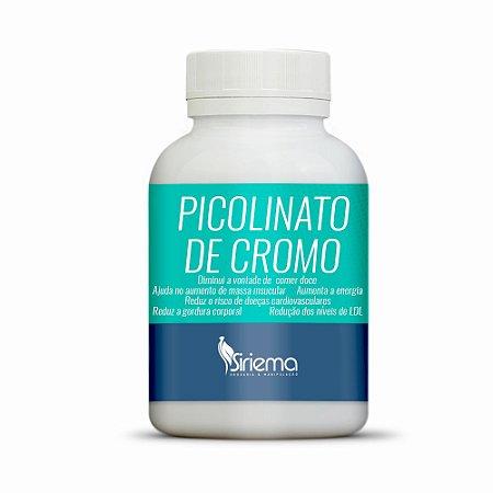 Picolinato de Cromo 300mcg 120 Caps