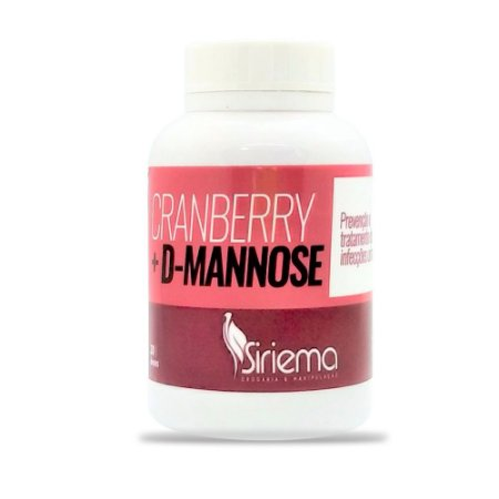 Cranberry + D-Manose 60 Caps