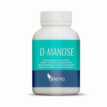 D-Manose 500mg 60 Caps