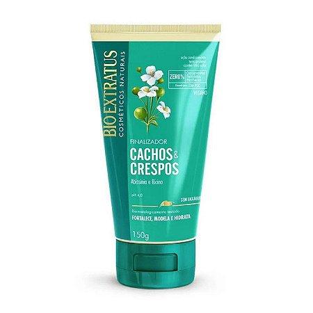 Finalizador Cachos & Crespos 150g Bio Extratus