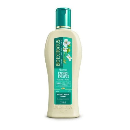 Shampoo Cachos & Crespos 250mL Bio Extratus
