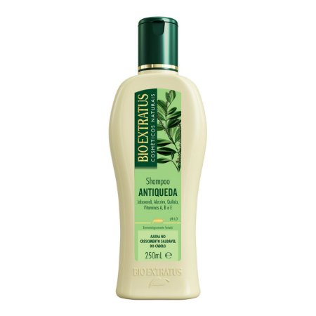 Shampoo Jaborandi 250mL Bio Extratus