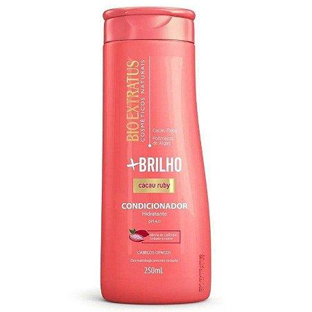 Condicionador + Brilho 250mL Bio Extratus